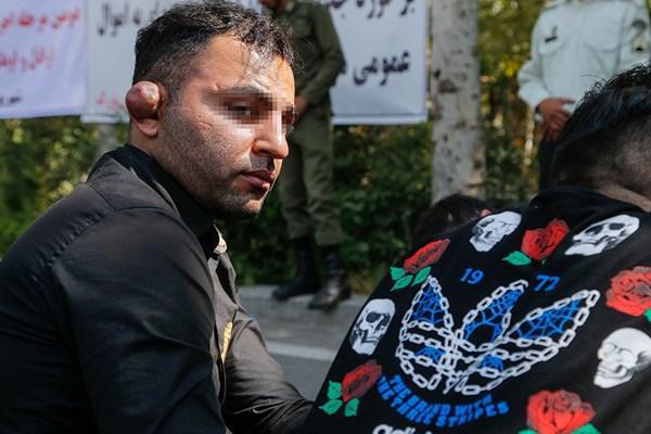 حرفهای عجیب اوباش و خفتگیران تهران! +تصاویر