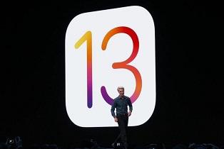 عرضه سیستم عامل IOS 13 یک هفته زودتر از موعد