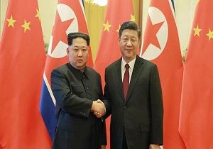 کیم جونگ اون روابط کره شمالی با چین را گزینهای راهبردی توصیف کرد
