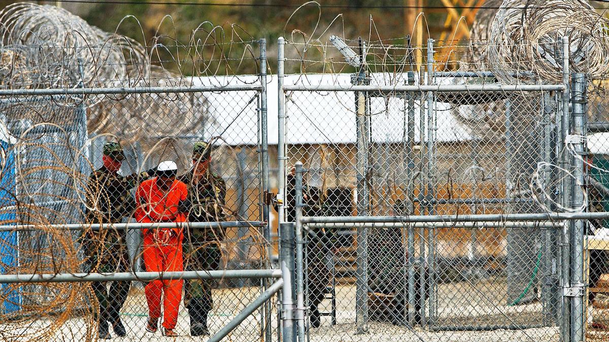 گوآنتانامو زندانی مخوف و مرموز با تنها ۴۰ زندانی!