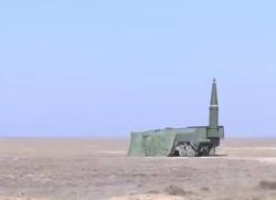 لحظه اصابت موشک بالستیک آلکساندر روسیه به هدف + فیلم