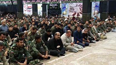 اولین سالگرد شهادت حمله تروریستی داعش به رژه نیروهای مسلح در اهواز + فیلم
