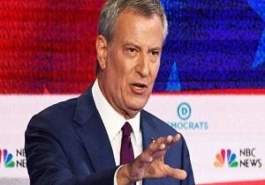 کنارهگیری شهردار نیویورک از رقابتهای انتخابات ۲۰۲۰