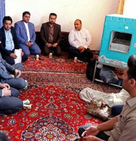 دیدار صمیمانه شهردار مشهدبا مردم شاهنامه
