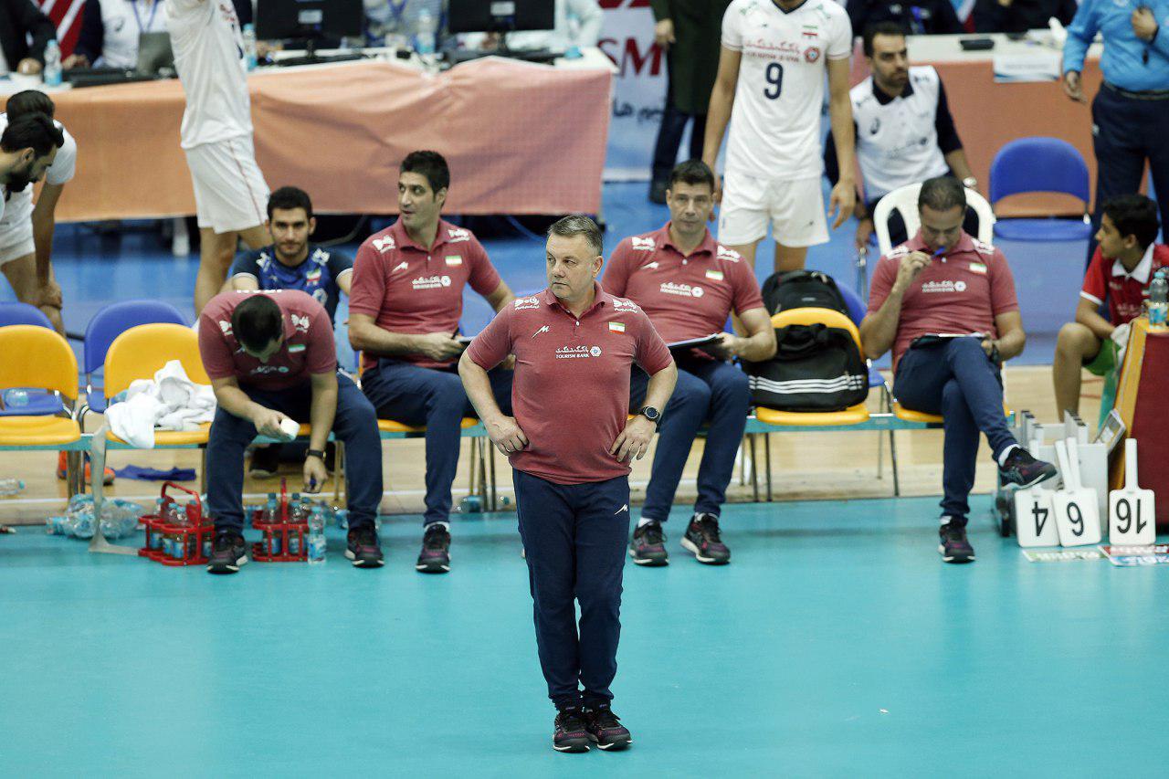 کولاکوویچ: وضعیت من در ایران خوب است/ بازیکنان بهتر شرایط موجود را درک میکنند
