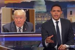واکنش کمدین آمریکایی به صحبتهای ترامپ در مورد حمایت از عربستان + فیلم