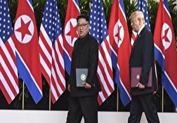 باشگاه خبرنگاران -ماجرای پرخرجترین عکس کرهایها با مقامات آمریکایی + فیلم