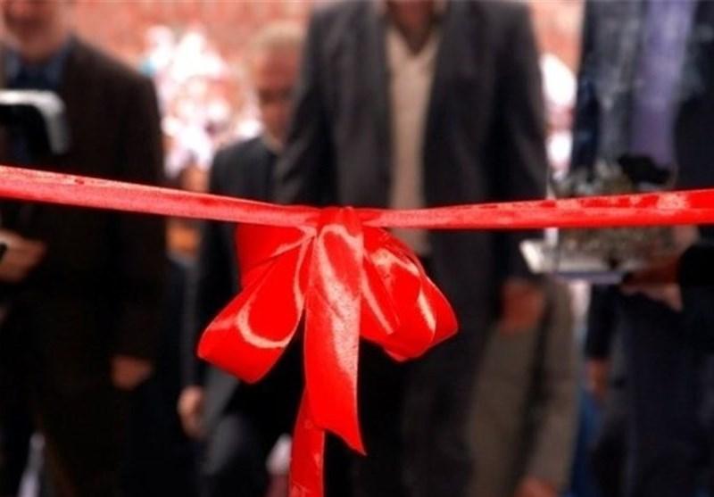 افتتاح ۸ طرح عمرانی، خدماتی در اقلید