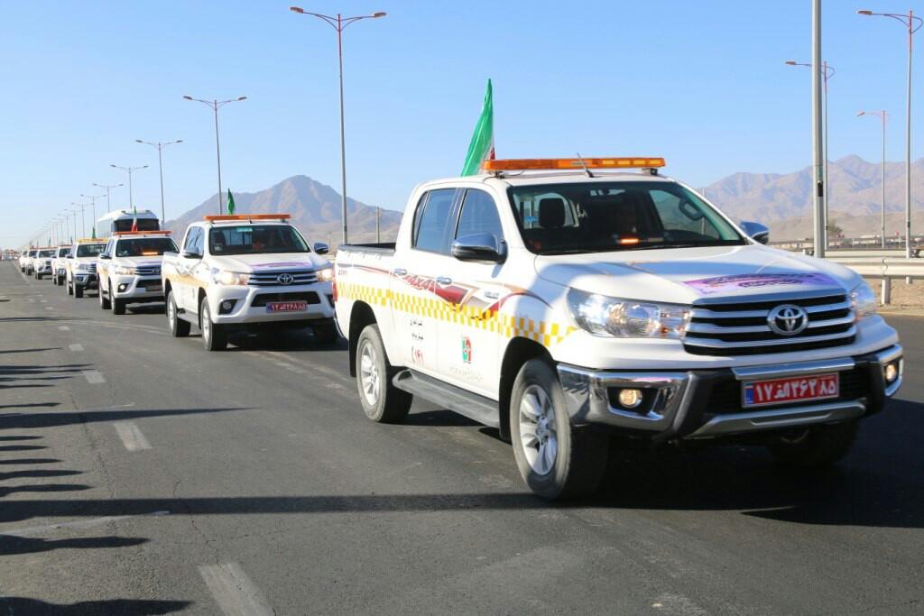 مدیریت یکپارچه جادههای نیمه شمالی سیستان و بلوچستان در قالب ۳ اکیپ راهداری