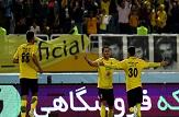 باشگاه خبرنگاران -پیروزی سپاهان برابر شاهین بوشهر