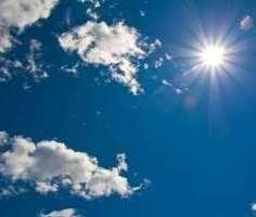 تداوم ماندگاری هوای گرم در آسمان گیلان