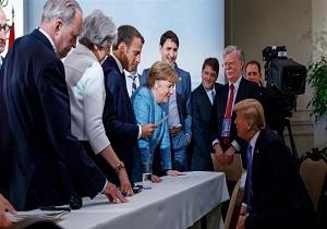 سران گروه هفت از دستیابی به توافق با ترامپ نامید شدهاند