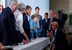 ایندیپندنت: سران گروه هفت از دستیابی به توافق با ترامپ ناامید شدهاند