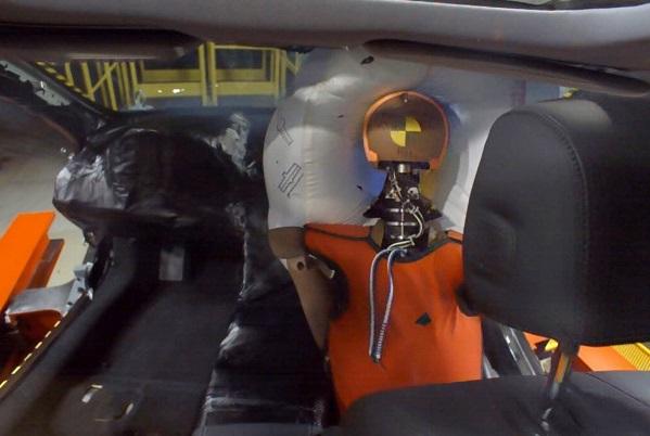 افزایش ایمنی خودرو با ایربگ خلاقانه هوندا