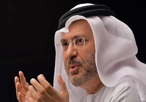 انور قرقاش: ماندن امارات در ائتلاف عربی وابسته به تصمیم عربستان است
