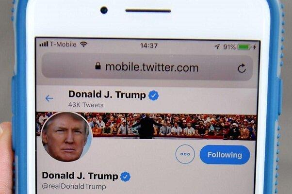 باشگاه خبرنگاران -مقابله ترامپ با قانونی درباره بلوکه کردن افراد در توئیتر