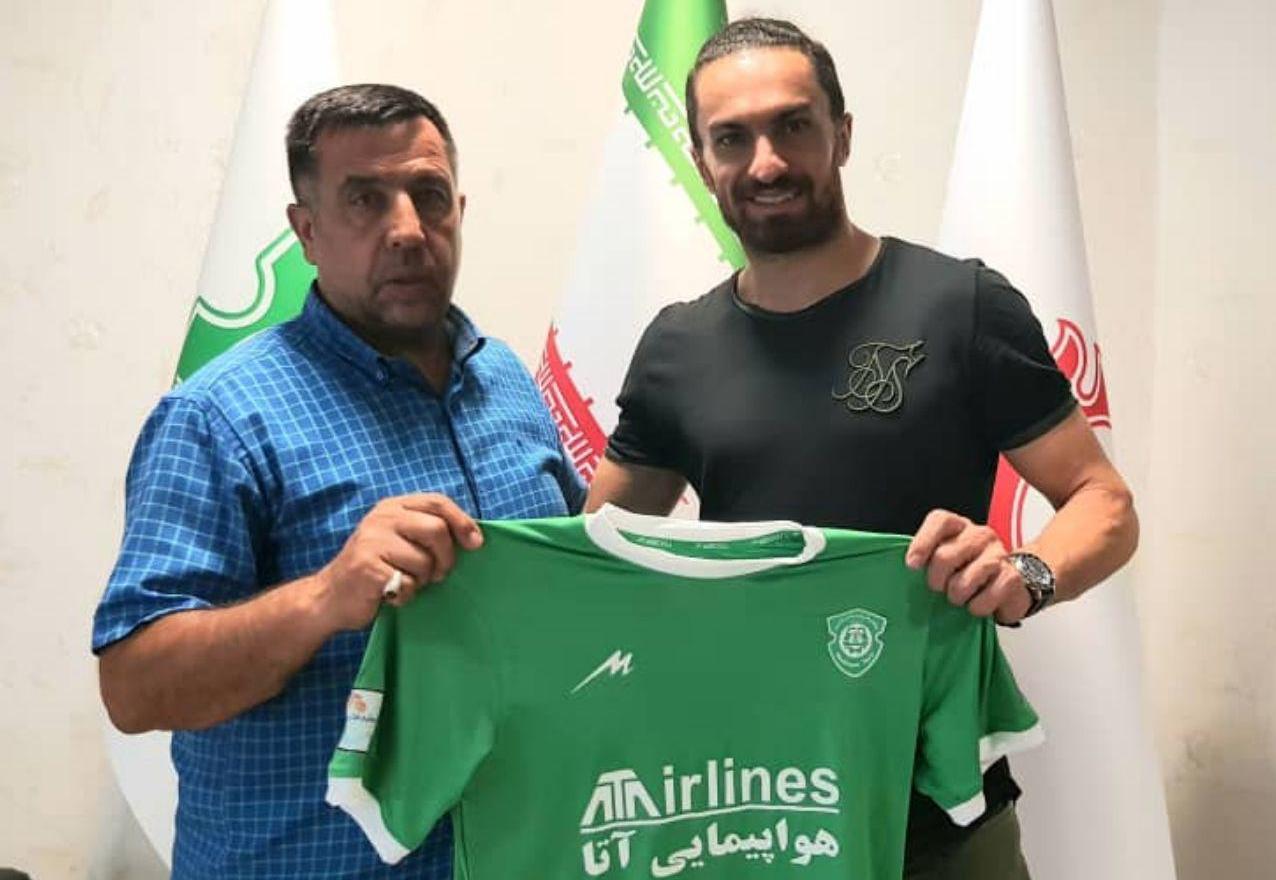 باشگاه خبرنگاران -فیلم خالد و احتمال ورود فیفا، نگرانی تازه زنوزی