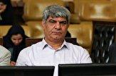 باشگاه خبرنگاران -امینی گزارش یکساله کمیسیون نظارت و حقوقی شورای شهر تهران را قرائت کرد