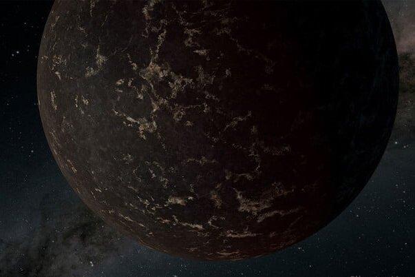 باشگاه خبرنگاران -کشف یک سیاره جهنمی در فضا + عکس