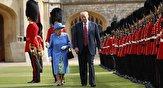 باشگاه خبرنگاران -خرابکاری ترامپ در کاخ باکینگهام صدای ملکه را درآورد!