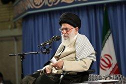 باشگاه خبرنگاران - رهبر انقلاب: بحث تقدم جمهوریت یا اسلامیت موضوعی انحرافی است + فیلم