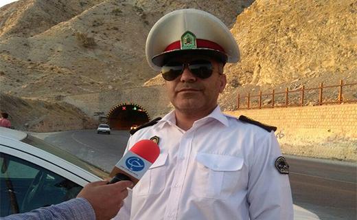 تمهیدات پلیس راه استان ایلام برای شهریور ماه