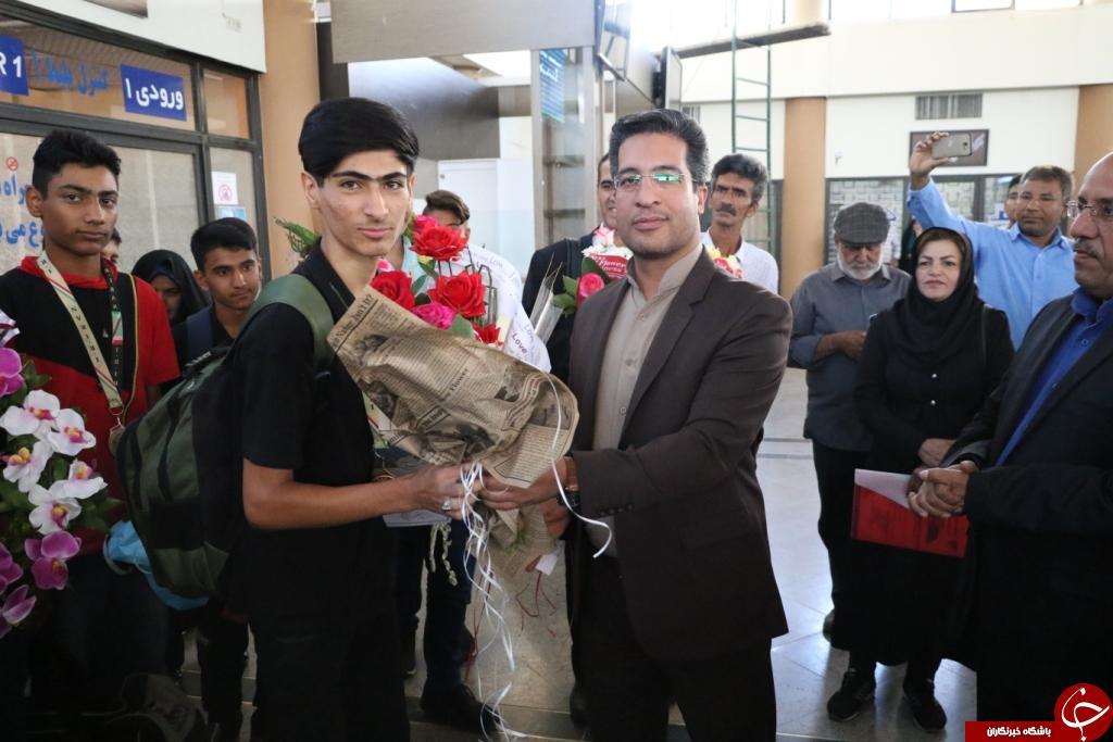 جوجیتسوکاران کرمانی و صید ۱۵ مدال رنگارنگ از مسابقات