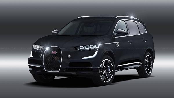 آیا بوگاتی در حال ساخت یک خودرو شاسیبلند است؟