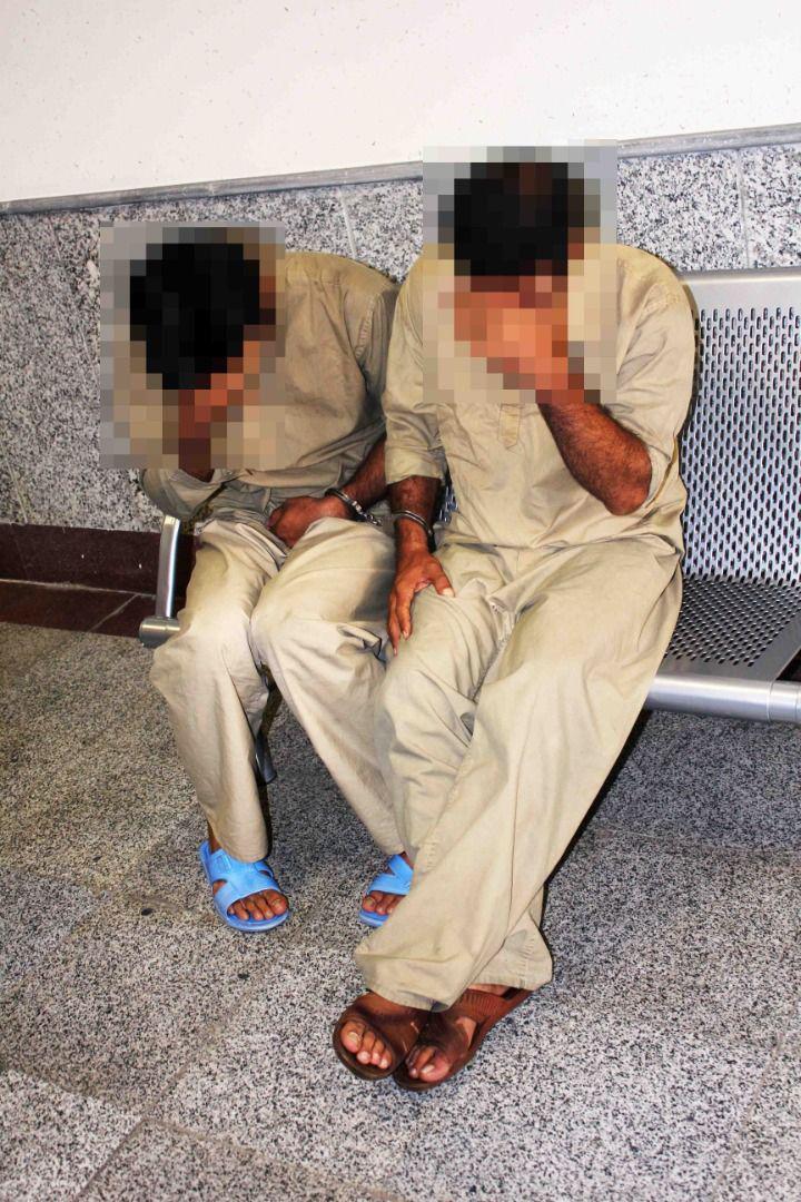 دستگیری باند سه نفره سرقت از منازل به شیوه بیهوشی/ انتخاب سوژهها در آگهی سایت دیوار+ عکس