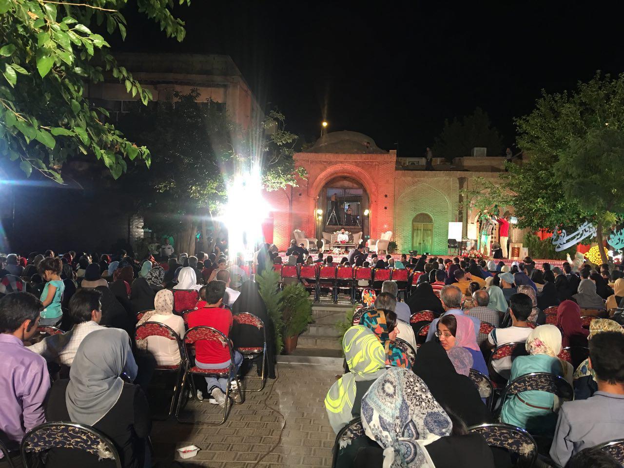 «شب فیروزه ای» مهمان قزوینیها میشود