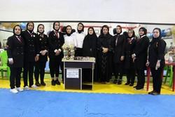 لاهیجان، قهرمان مسابقات دفاع شخصی و قوه الرمی