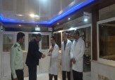 تجلیل از پزشک زندان مهاباد
