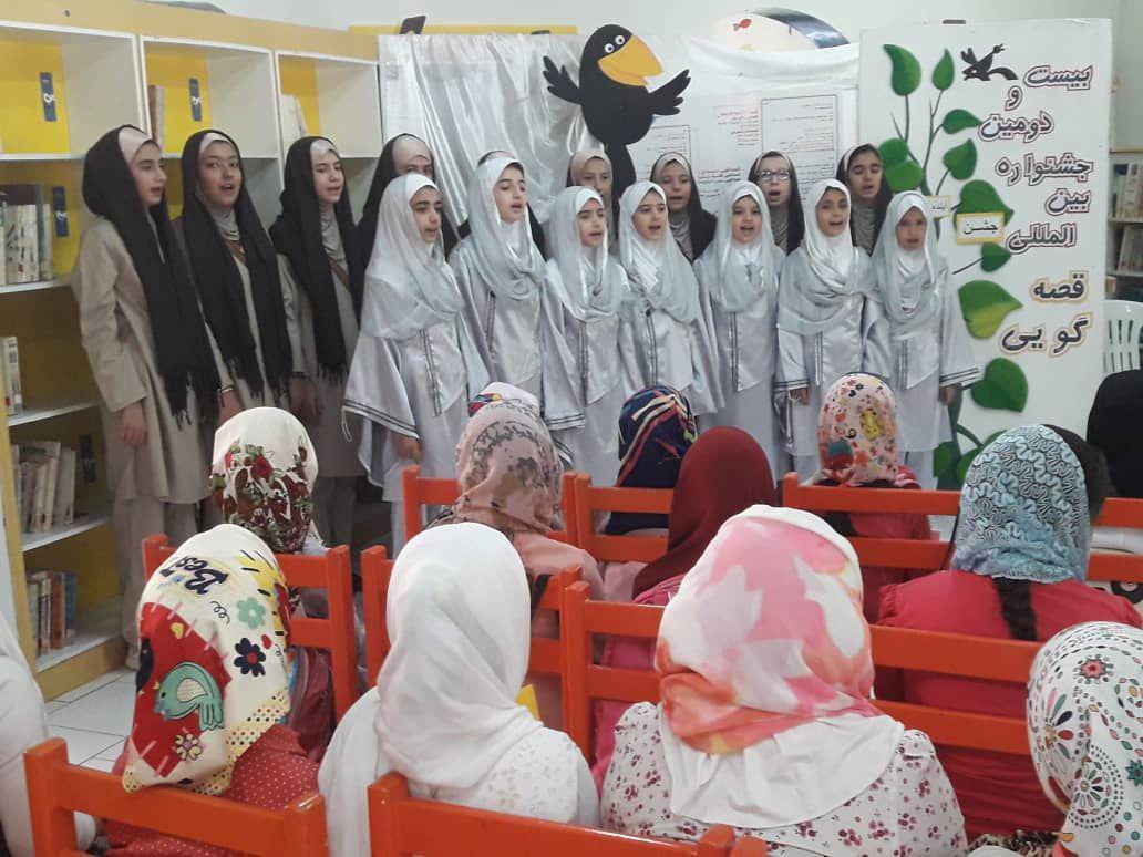 برگزاری جشنهای قصه گویی در ۴۹ مرکز فرهنگی هنری استان مرکزی