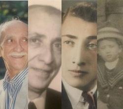 عکسهای قدیمی از داریوش اسدزاده