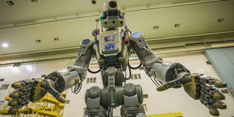 ارسال مجدد نخستین ربات انسان نما به فضا