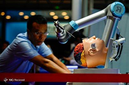 گردهمایی جهانی ربات ها در پکن
