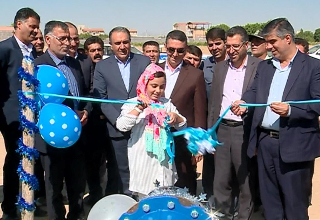 افتتاح ۸۹ طرح در شهرستان خمین