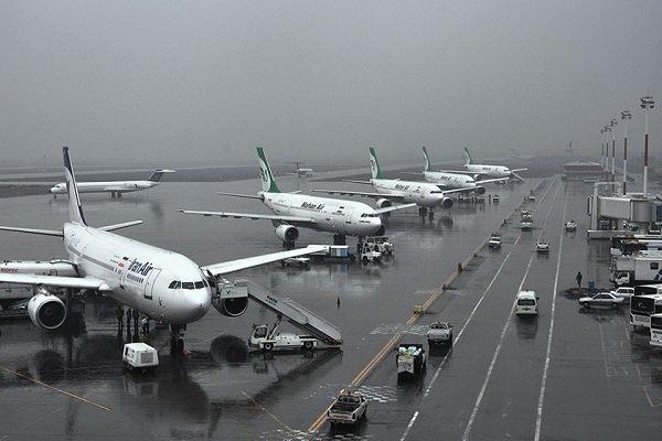 جابجایی ۱۳۹ هزار مسافر هوایی ار ابتدای سال ۹۸