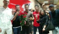 دستگیری عوامل اجرای پروژههای کشف حجاب علینژاد + فیلم