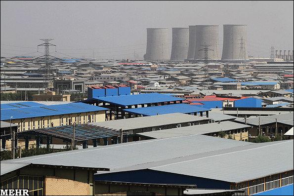 ۳۲۰ طرح و واحد صنعتی در شهرکها و نواحی صنعتی کشور آغاز به کار کردند