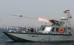 «آذرخش» تیری در قلب نیروی تروریستی دریایی آمریکا در خلیج فارس + تصاویر