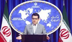 موسوی حضور ظریف درنشست گروه هفت را تایید کرد
