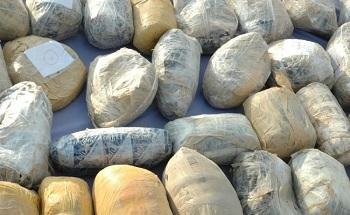 کشف ۳۸ کیلوگرم مواد مخدر در مرزهای شرقی کشور