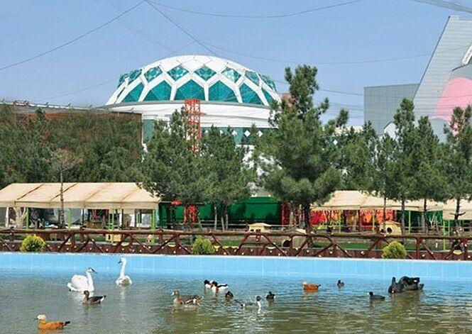 هشدار محیط زیست در درباره وضعیت باغ پرندگان مشهد