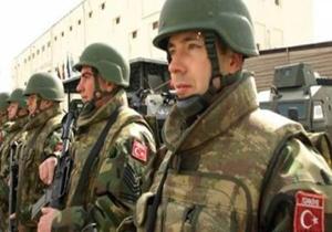 کشته شدن سه سرباز ترک در درگیری با شبهنظامیان کرد در شمال عراق