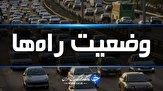 باشگاه خبرنگاران -ترافیک سنگین در آزادراه قزوین-کرج –تهران