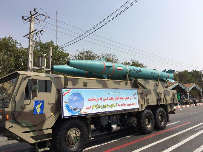 خلیج فارس پاسخگوی هرگونه تهدی دریایی