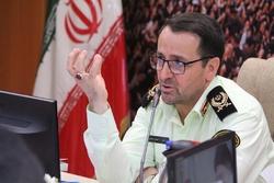 اجرای تمهیدات انتظامی و ترافیکی بازگشایی مدارس درزنجان