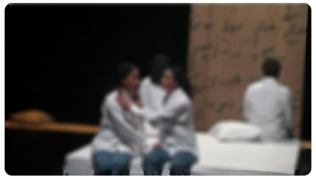 مجموعهای از فضائل اخلاقی در یک تئاتر!