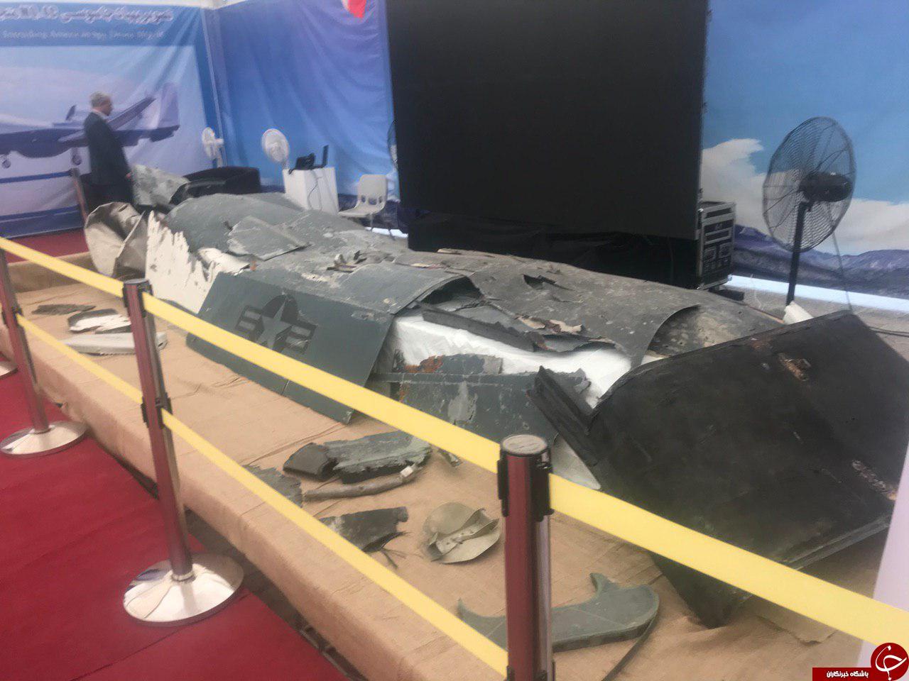 کدام تجهیزات آمریکایی و اسرائیلی غنیمتگرفته شده توسط سپاه رونمایی شدند؟